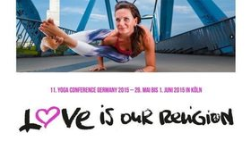 Yoga Video Impressionen von der Yoga Conference, Germany 2015