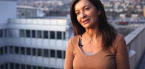 Lucia Nirmala Schmidt über Faszien Yoga