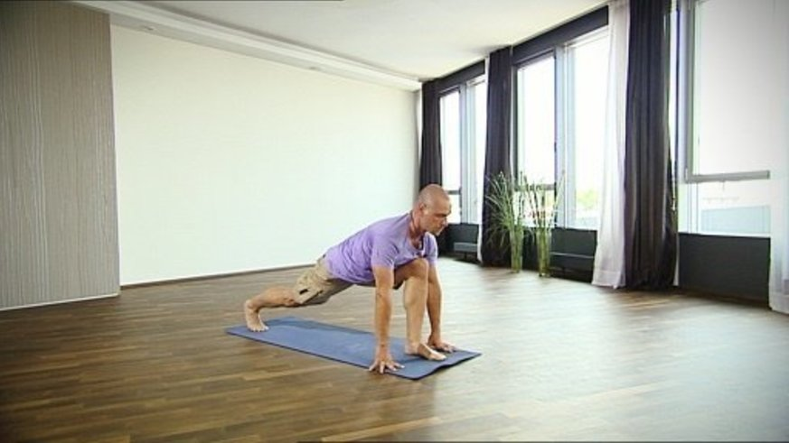 Yoga Video Power Yoga für Anfänger