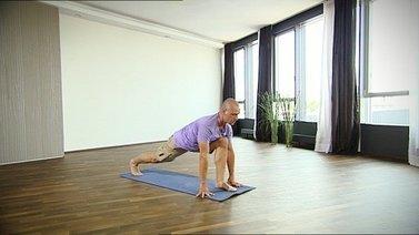 Yoga Video Power Yoga für Anfänger