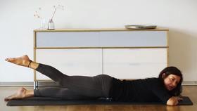 Yoga Video FaszienYOGA: Fascial Release – für einen entspannten Rücken Teil 2