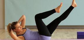 Kräftigender ruhiger Yoga Flow