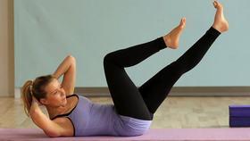 Yoga Video Kräftigender ruhiger Yoga Flow