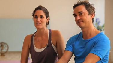 Yoga Video Interview mit dem Yogatribe-Team