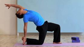 Yoga Video Anusara Aufbaukurs (Teil 2): Rückbeugen