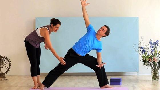 Yoga Video Anusara Aufbaukurs (Teil 4): Hüftöffner