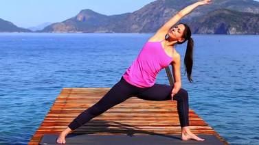 Yoga Video Yoga für innere Stabilität und Kraft