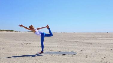 Yoga Video Balance Yoga: Leichtigkeit erfahren