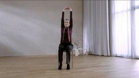 Yoga Video Yoga im Büro 2: den Rücken entspannen
