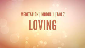 Yoga Video Modul 1, Tag 7: Meditation mit Fokus Loving