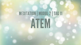 Yoga Video Modul 2, Tag 11: Meditation mit Fokus Atem