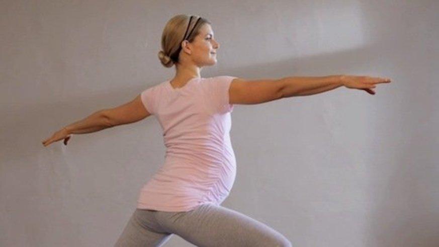 Yoga Video Yoga für Schwangere