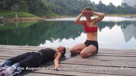 Yoga Video Yoga Nidra für Hörgeschädigte