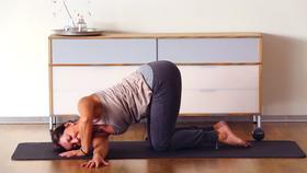 Yoga Video FaszienYOGA für einen gelösten Schulter-Nackenbereich
