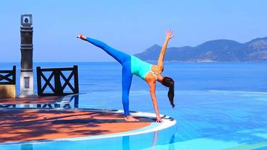Yoga Video Vertrauen und die Schwingung anheben