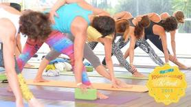 Yoga Video Impressionen vom YogaEasy Allstars Retreat 2015