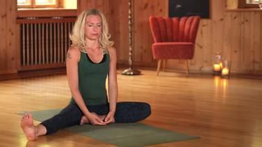 Yoga Video Yin Yoga für Ruhe und Entspannung