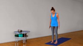 Yoga Video Yoga für die tägliche Praxis - Aufwärmsequenz