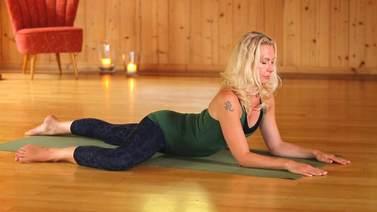 Yoga Video Yin Yoga für mehr Achtsamkeit