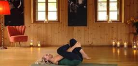Yin Yoga: eine Bewusstseinsreise mit Hüftöffnern und Drehungen