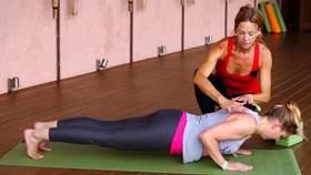 Yoga Video Tutorial: Chaturanga Dandasana, die Bretthaltung