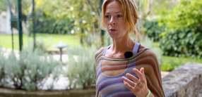 Kristin Rübesamen über Yoga und Abnehmen