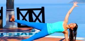 Yoga zur Aktivierung des inneren Feuers (mit Detox Effekt)