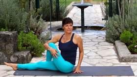 Yoga Video Detox Yoga: Abgeben, Erden, Weiten