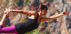 Detox Yoga: den Geist beruhigen, Stille finden