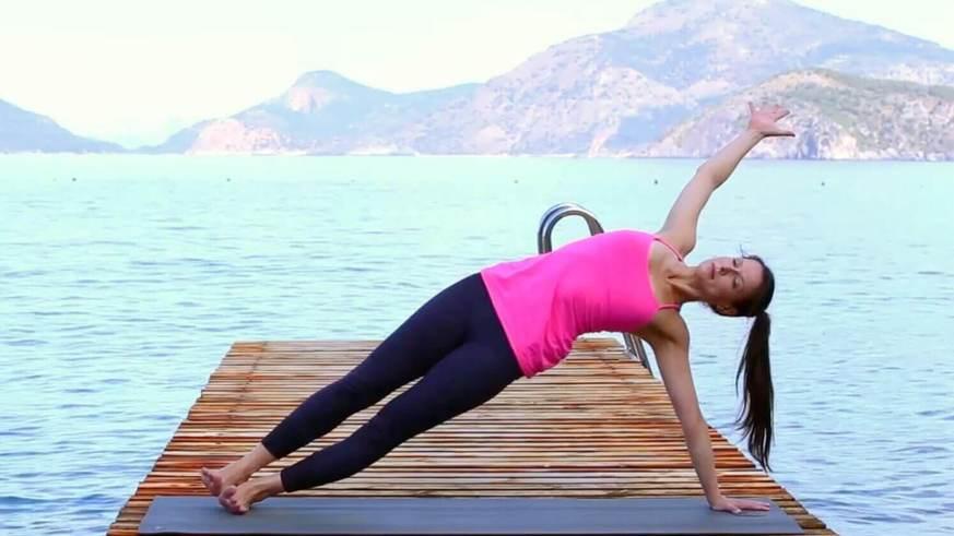 Yoga Video Detox Yoga: Jeder Moment ein neuer Anfang