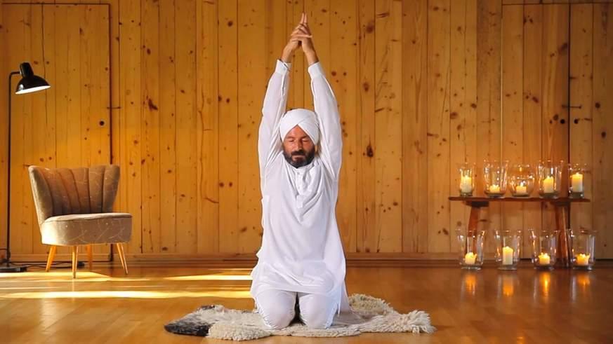 Yoga Video Kundalini Anfängerkurs: Flexibilität für die Wirbelsäule