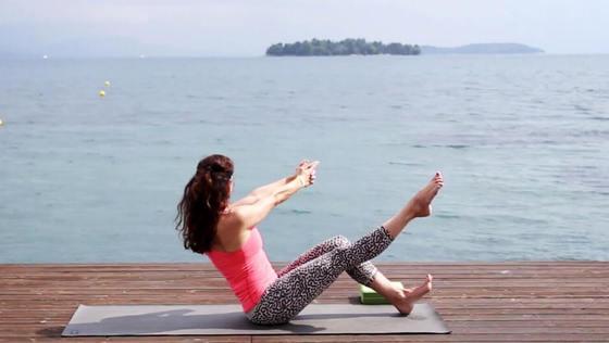 Yoga Video Core Fundamentals: für eine stabile Mitte