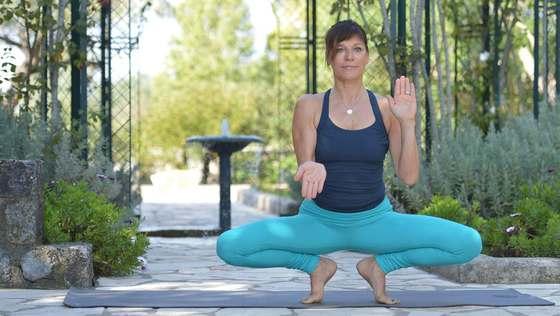 Yoga Video Mond Flow - Balance, Zentrierung, Harmonie
