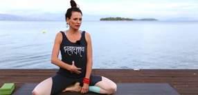Kurzinterview: warum Core beim Yoga so wichtig ist