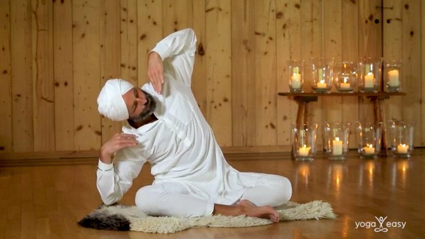 Yoga Video Kundalini Anfängerkurs: die Sonnenenergie aktivieren