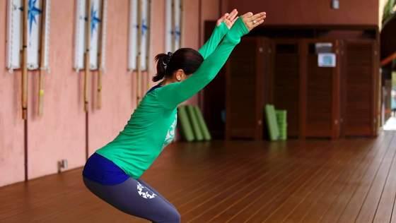 Yoga Video Tutorial: Asana Sonnengruß B (Surya Namaskara B)