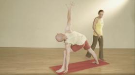Yoga Video Anusara Yoga für den Morgen