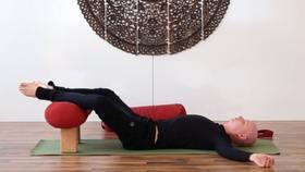 Yoga Video Yin Yoga mit Fokus auf Herz- und Schulteröffner