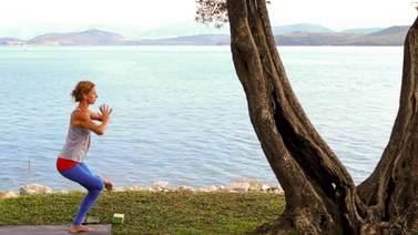 Yoga Video Zeitlupen-Yoga: Für mehr Balance