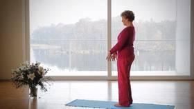 Yoga Video Tutorial: 3 Asanas für stehende Berufe
