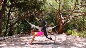 Yoga Video Kraft & Anmut
