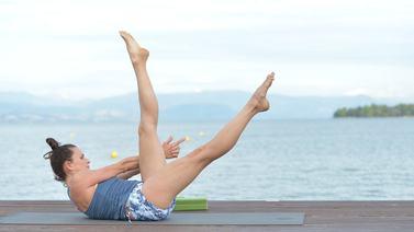 Yoga Video Für eine starke Mitte: Core Deluxe