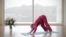Yoga Video Tutorial: Asanas zur Entlastung des Rückens