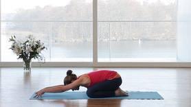 Yoga Video Wärme erzeugen: eine Aufwärmpraxis