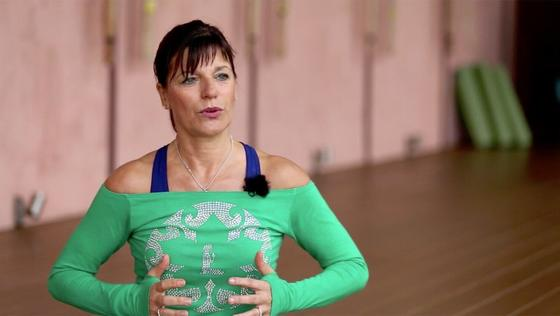 Yoga Video Kurzinterview: Medical Yoga, Brustkorb