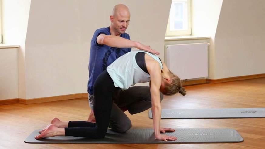 Yoga Video Perfektioniere dein Uddiyana Bandha
