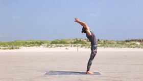 Yoga Video Wandaful Morning-Yoga: Eine sanfte Morgensequenz