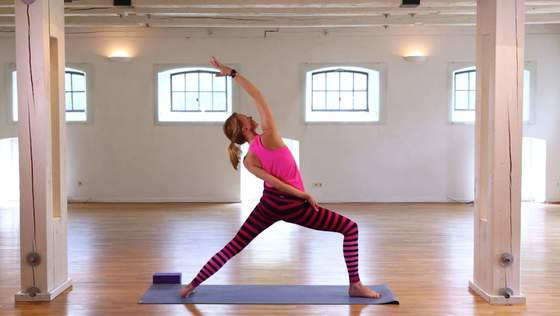 Yoga Video Core, Core, Core