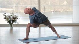 Yoga Video Grenzen wahrnehmen - Grenzen überschreiten