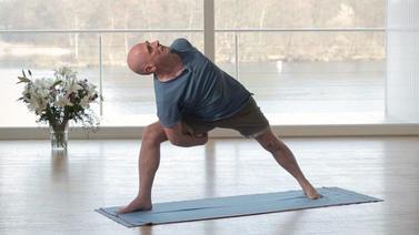 Yoga Video Grenzen wahrnehmen – und überschreiten